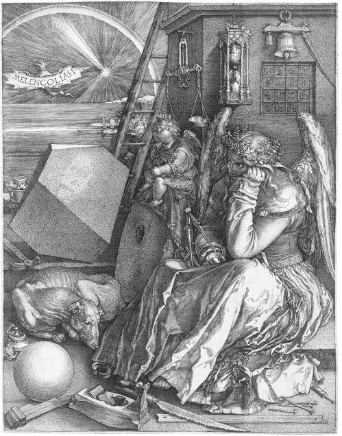 Pre-modern Boredom: Geometric Melancholy